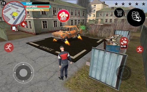 Slavic Gangster Style PC