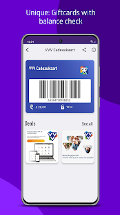 OK - Loyalty cards, tickets and mobile payments PC