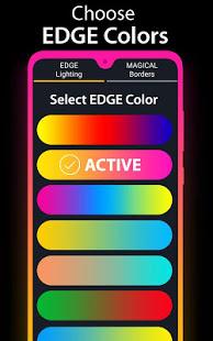 Edge Lighting - Borderlight Live Wallpaper PC