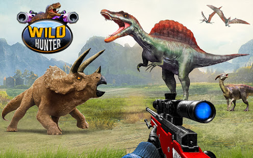 Wild Animal Hunt 2021: Dino Hunting Games PC