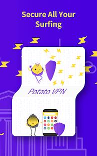 VPN PotatoVPN - Free VPN WiFi Proxy电脑版