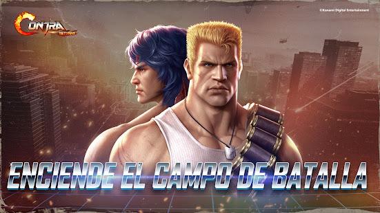 Contra Returns PC