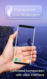 Transparent Live Wallpaper PC