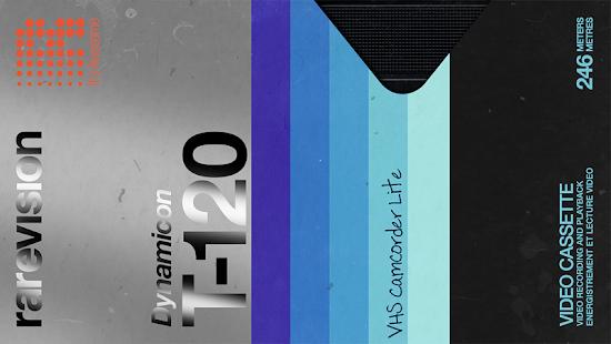 VHS Camcorder Lite PC版