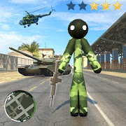 Army Stickman Hero Counter Attack PC