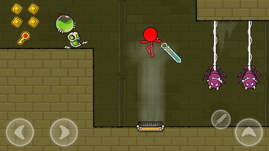 Red Stickman : Animation vs Stickman Fighting PC