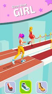 Shoe Race الحاسوب