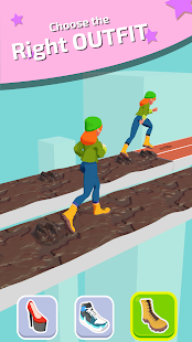 Shoe Race