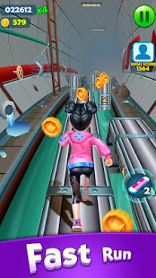 Subway Princess Runner电脑版