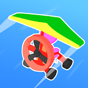 Road Glider - Incredible Flying Game电脑版