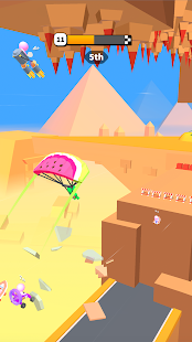 Road Glider - Incredible Flying Game PC