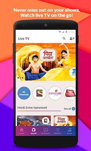 Tata Sky Mobile- Live TV, Movies, Sports, Recharge PC