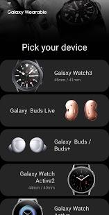 Galaxy Wearable (Samsung Gear) PC