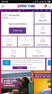 YONO SBI: The Mobile Banking and Lifestyle App! PC