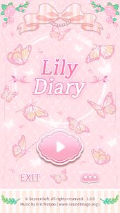 Lily Diary : игра на одевание ПК