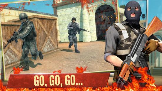 الحر الكوماندوز مهمة الحرب ألعاب الرماية الحاسوب