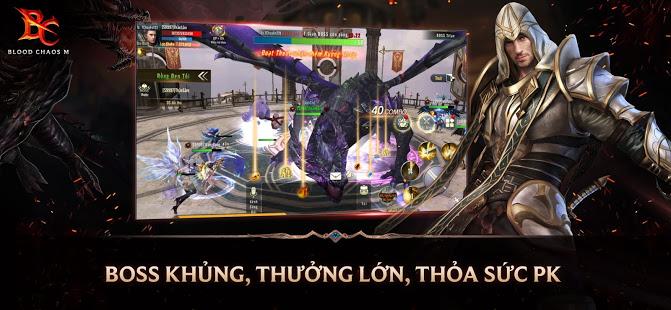 Blood Chaos M - Hỗn Huyết Mobile PC