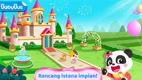Istana Impian Panda Kecil PC