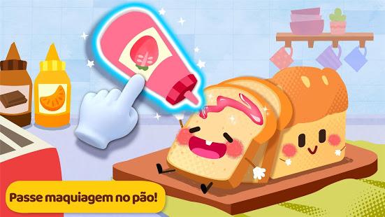 Festa da Comida do Bebê Panda para PC