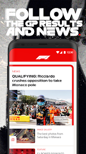 Official F1 ® App PC