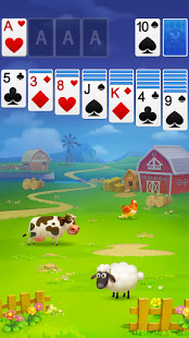 Solitaire-My Farm Friends ソリティア-マイファームフレンズ PC版