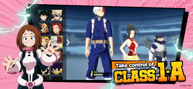 My Hero Academia: The Strongest Hero Anime RPG PC