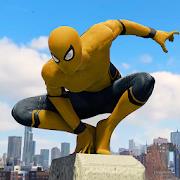 Spider Rope Hero - Gangster New York City الحاسوب