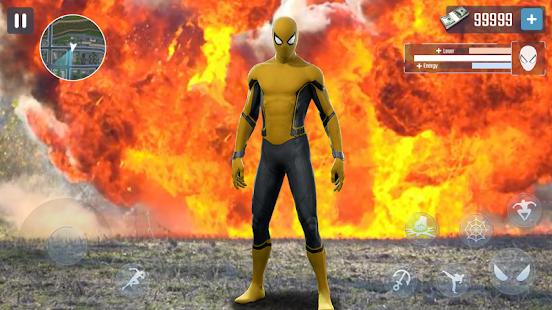 Spider Rope Hero - Gangster New York City PC