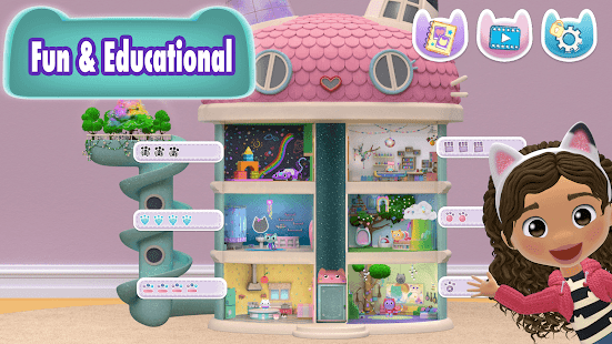 Gabbys Dollhouse para PC