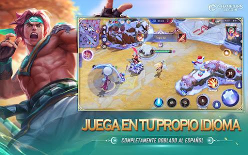 Champions Legion   5v5 MOBA PC