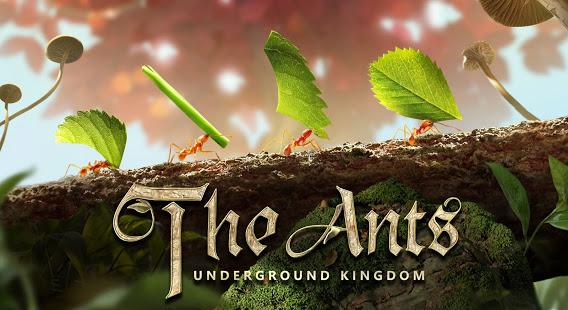 TheAnts:UndergroundKingdom PC