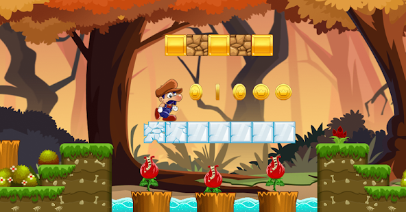 Super Bino Go: Best 2020 Adventure Game الحاسوب