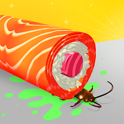 Sushi Roll 3D - Cooking ASMR Game PC