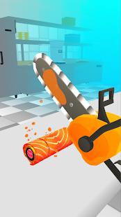 Sushi Roll 3D - Cooking ASMR Game الحاسوب