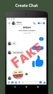 Fake Chat Conversation - prank PC