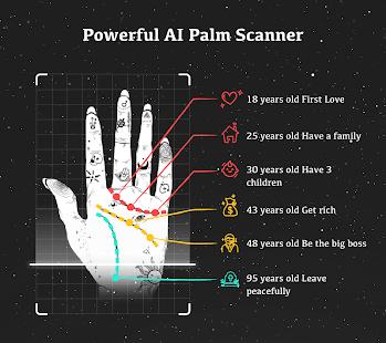 SeekMe - Palm Scan Cartoon Camera Baby Prediction PC
