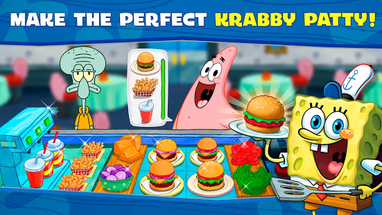 SpongeBob: Krusty Cook-Off الحاسوب