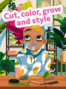 Toca Hair Salon 4 PC