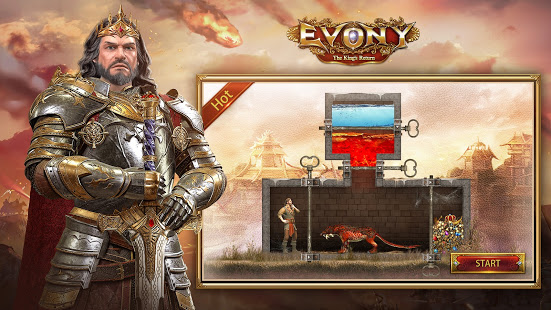 Evony - การกลับมาของราชัน PC