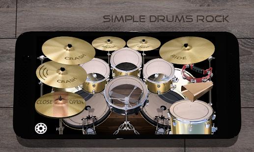 Drum Rock Sederhana PC