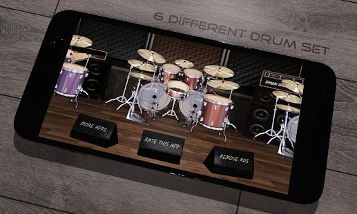 Simple Drums Rock - Realistic Drum Set PC