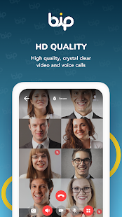 BiP – Messaging, Voice and Video Calling电脑版