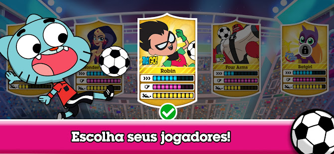 Copa Toon 2020 - Futebol do Cartoon Network para PC
