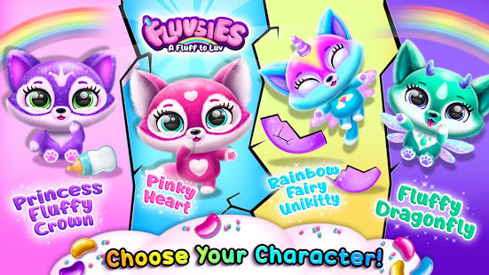 Fluvsies - A Fluff to Luv PC