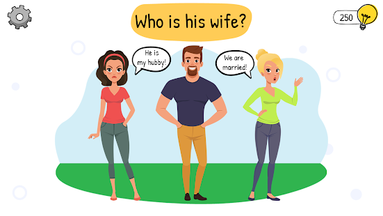 Who is? Brain Teaser & Riddles PC
