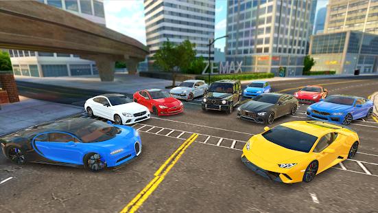 Racing in Car 2021 - симулятор езды внутри авто PC