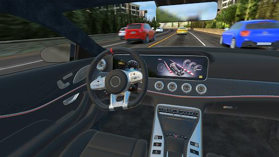 Racing in Car 2021 - вождение внутри автомобиля 20 ПК