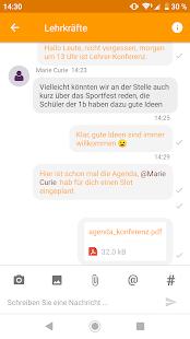 Untis Messenger PC
