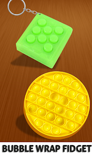 Fidget Cube 3D Antistress Toys - Calming Game PC