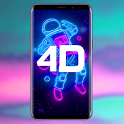 4D Parallax Wallpaper - 3D HD Live Wallpapers 4K PC